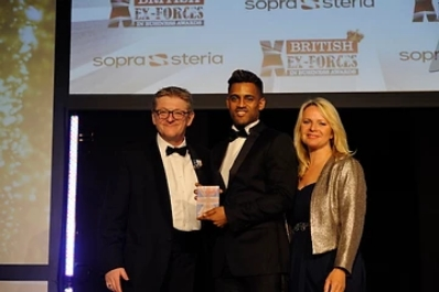New awards shine a light on why military skills are good for business