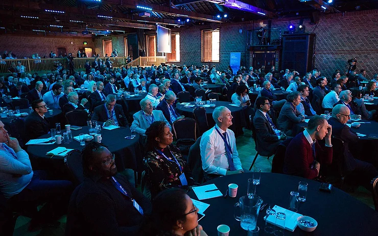 Who will be speaking at The Telegraph Diversity and Inclusion conference
