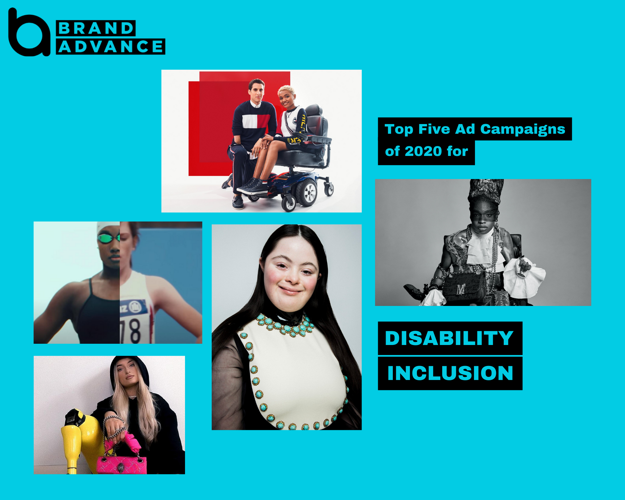 TOP FIVE AD CAMPAIGNS 2020 FOR DISABILITY INCLUSION